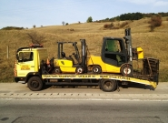 Transport Utilaje Cluj